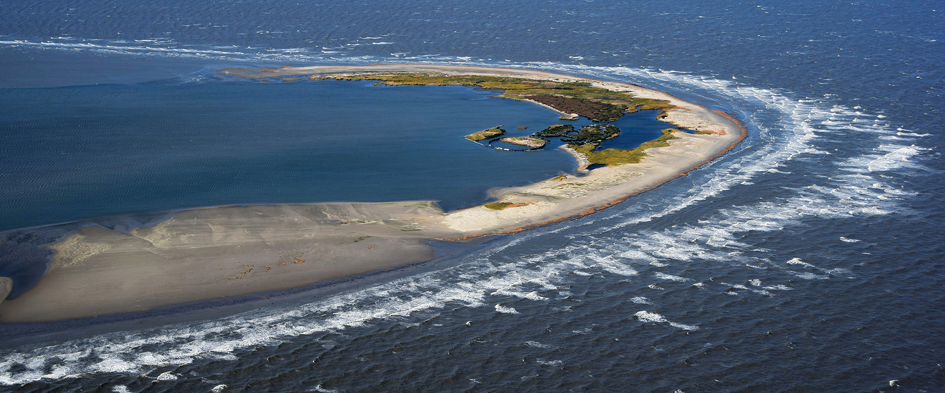 Restoration Begins on North Breton Island