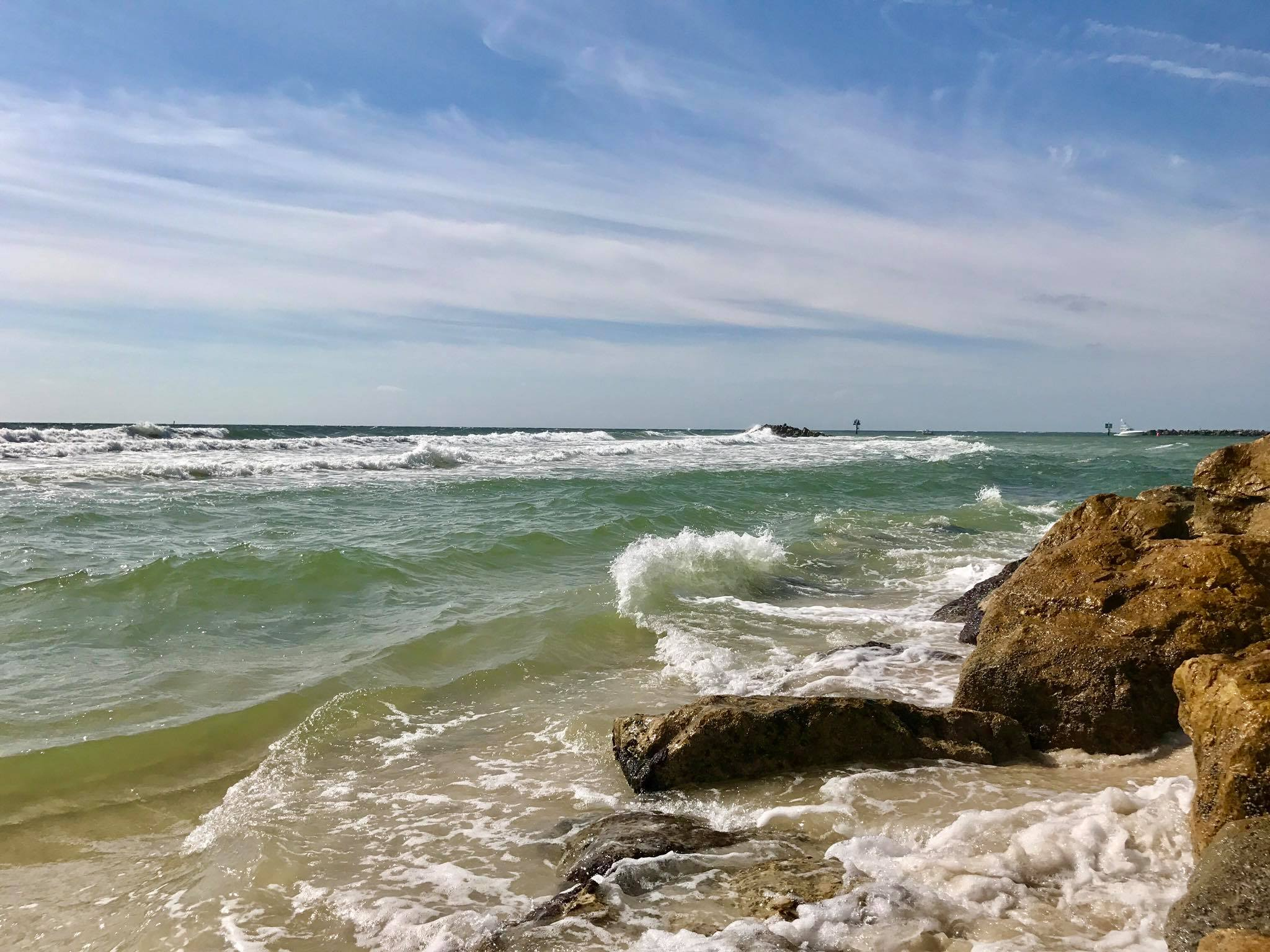 Alabama coastline