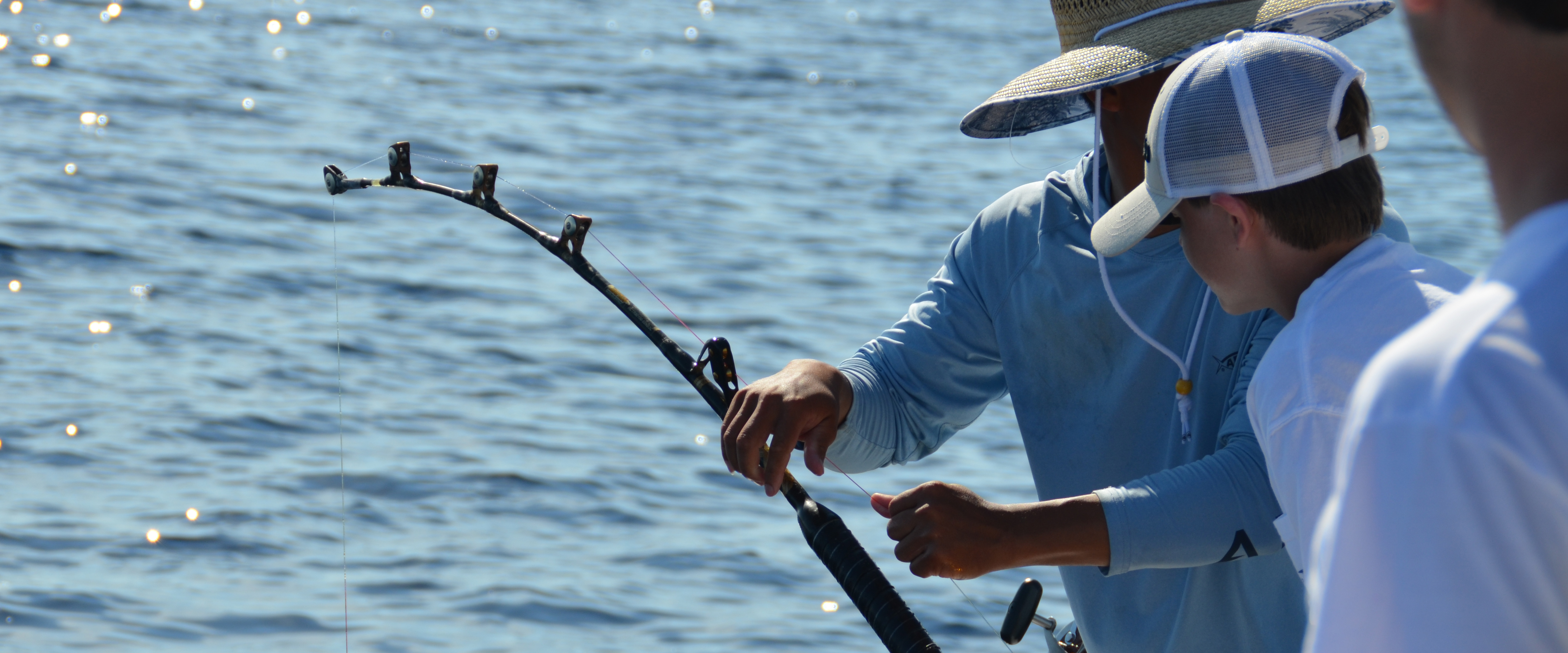 Return 'Em Right: Angling for Better Catch and Release in Gulf Reef Fisheries