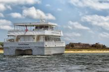 Pensacola Ferries Get a New Home Port